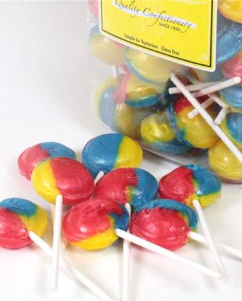Rainbow Lolly - Tutti Frutti Flavour Jar