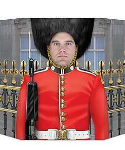 Union Jack Royal Guard Photo Prop