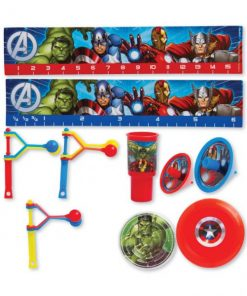 Avengers Party Mega Mix Value Pack