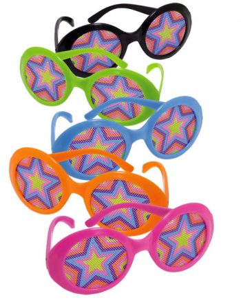 70s Disco Fever Glasses