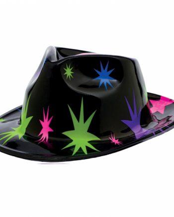 70s Disco Fever Starburst Hat