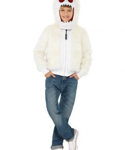 Abominable Snowman Monster Costume