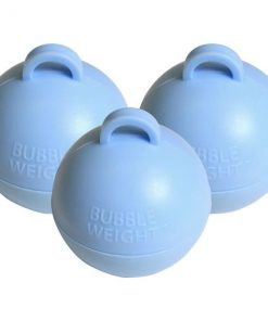 Baby Blue Bubble Weight
