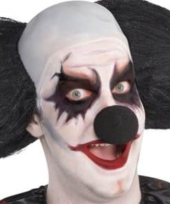 Halloween Black Clown Nose
