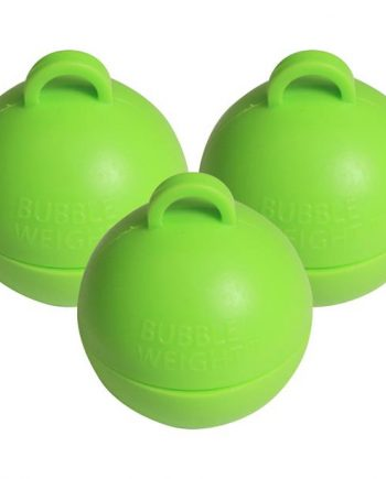 Bubble Balloon Weights