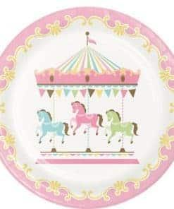 0e87406b9d Carousel Baby Shower Supplies - Fun Party Supplies