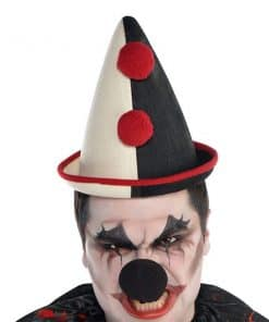 Halloween Circus French Clown Hat