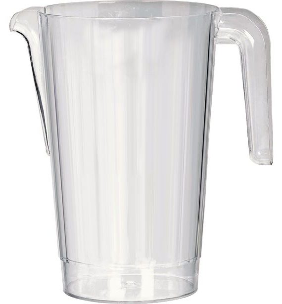 how to clean plastic electric jug