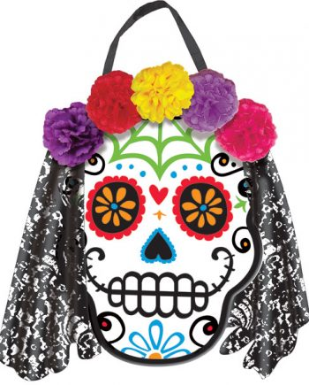 Halloween Day Of The Dead Sign