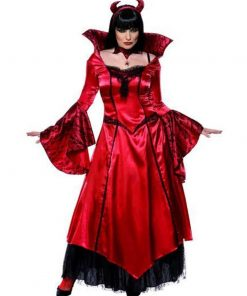 Adult Devils Temptress Costume