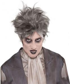 Halloween From the Crypt Grey Wig