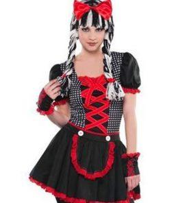 Goth Doll Costume