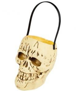 Halloween Party Skull Bucket