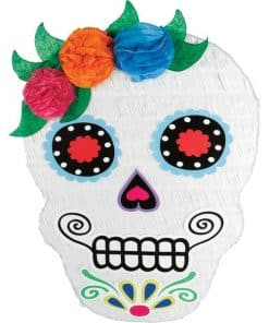 Halloween Sugar Skull Pinata