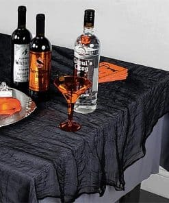 Halloween Cheesecloth Tablecover