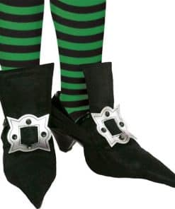 Halloween Witches Child Shoe Covers