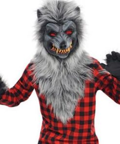 Hungry Howler Costume