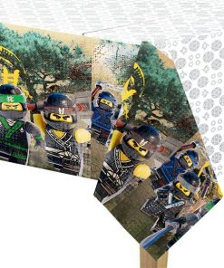 Lego Ninjago Party Plastic Tablecover