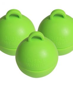 Lime Green Bubble Weight