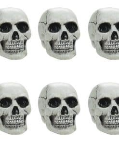 Halloween Mini Skulls