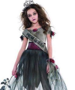 Prombie Queen Costume