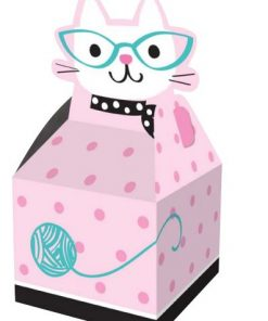 Purrfect Kitten Party Favour Boxes