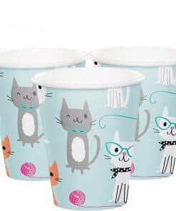 Purr-fect Party Cups