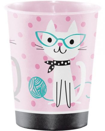 Purr-fect Party Favour Cup