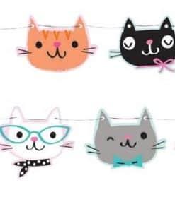 Purrfect Kitten Cat Banner