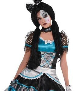 Shattered Doll Costume