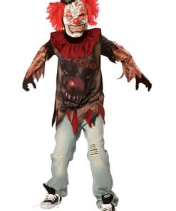 Sideshow Clown Costume