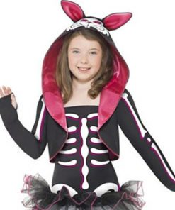 Skelly Rabbit Costume