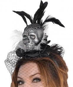 Skull Couture Headband