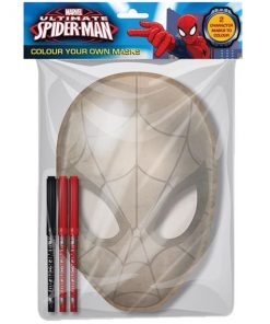 Spiderman Create Your Own Masks