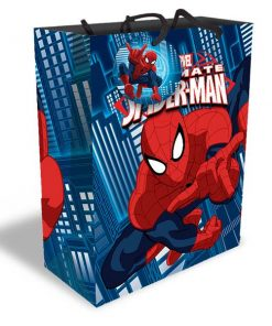 Spiderman Large Gift Bag