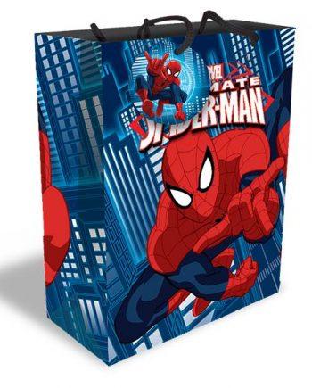Spiderman Large Gift Bag