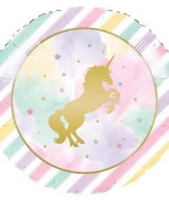 Unicorn Sparkle Party Foil Balloon