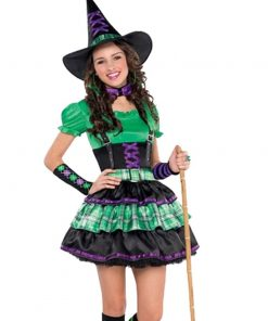 Wicked Cool Witch Costume