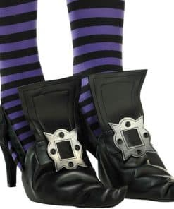 Halloween Witches Adult Shoe Covers