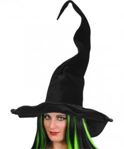 Halloween Witches Tall & Twisty Hat