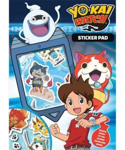 Yo-Kai Watch Party Sticker Pad