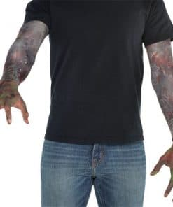 Halloween Zombie Tattoo Sleeves