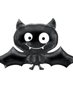 Black Bat Supershape Balloon