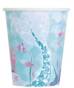Alice in Wonderland Party Plastic Cups