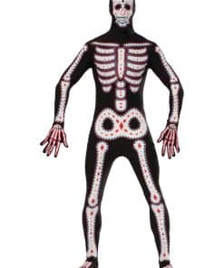 Halloween Day of the Dead Bodysuit