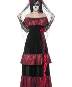 Halloween Day of the Dead Bride Costume
