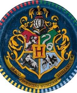 Harry Potter Party Paper Dessert Plates