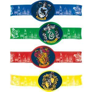 Harry Potter Rubber Bracelets