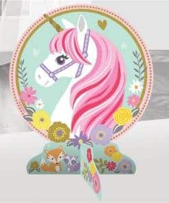 Magical Unicorn Party Table Centrepiece Decoration