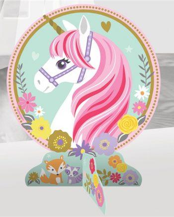 Magical Unicorn Party Table Centrepiece Decoration
